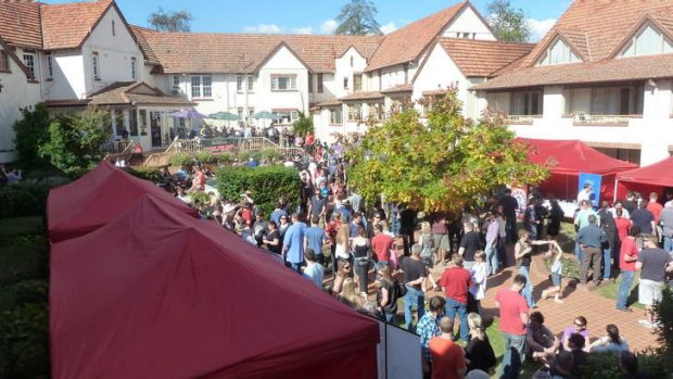 Canberra is set for an afternoon of taste testing at the 2014 Canberra Craft Beer and Cider Festival on Saturday March 29.