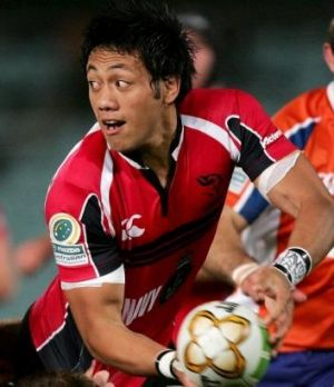 Christian Lealiifano plays for the Canberra Vikings in the Australian Rugby Championship in 2007. Many would prefer to ...