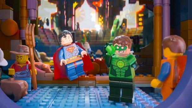 A toy story: <em>The Lego Movie</em>, in which a humble construction worker becomes a messiah for social change, is ...