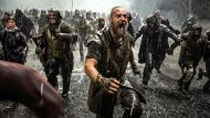 Russell Crowe in NOAH, from Paramount Pictures and Regency Enterprises.