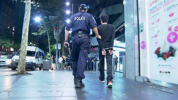 One in 40 NSW police officers were discovered to have a criminal conviction.