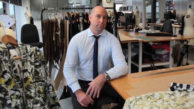 Damien Peirce-Grant, who runs a family-owned business, fears the government's move will worsen the lot of many workers.