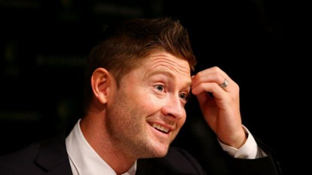 No dramas: Skipper Michael Clarke says the Australian cricket team are ''a very tight-knit bunch of blokes''.