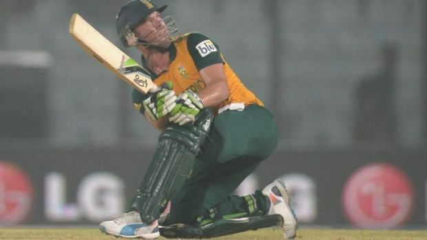 AB de Villiers topped scored for South Africa.