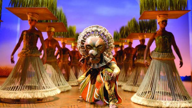 The Lion King is coming to Brisbane.