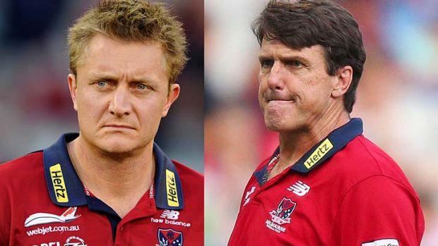 Mark Neeld and Paul Roos.