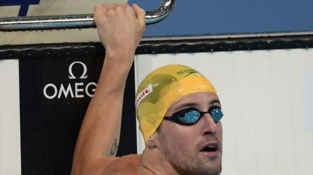 James Magnussen will be competing in the 50m and 100m freestyle in Brisbane.