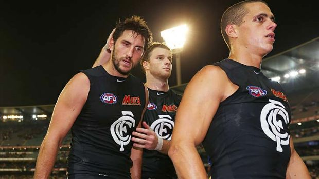 Jarrad Waite (left) was cited for misconduct but is free to line up in Sunday night's clash against Essendon, as it was ...