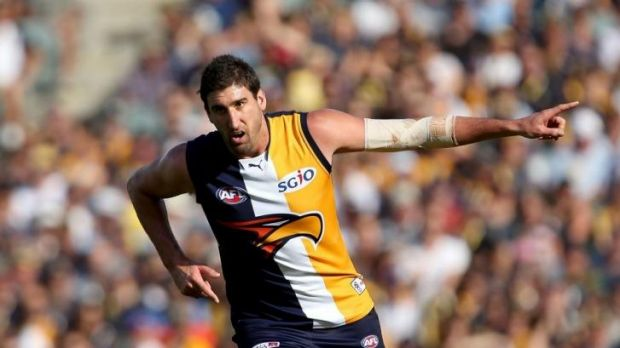 West Coast ruckman Dean Cox will reach two milestones this Saturday against St Kilda which will put him level with Glen ...