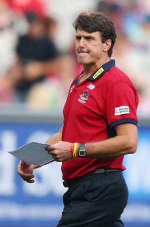 Premiership coach Paul Roos must take responsibility for the performance of his young charges.