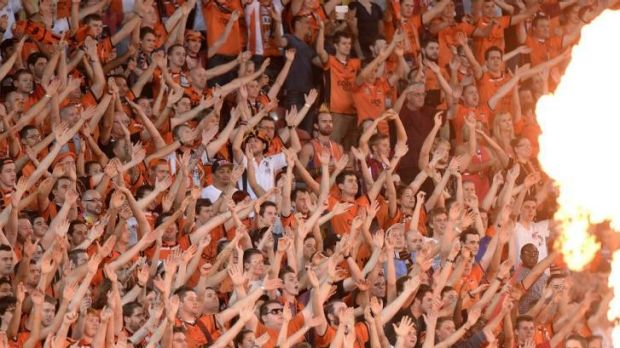 Brisbane Roar fans have reason to cheer: Their team is the only one that has ensured a semi-final spot.