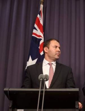 Up and comer: Josh Frydenberg.