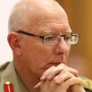 ADF chief General David Hurley.