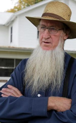 Appeal: Sam Mullet, who was convicted as the ringleader of a series of attacks on other Amish Christians.