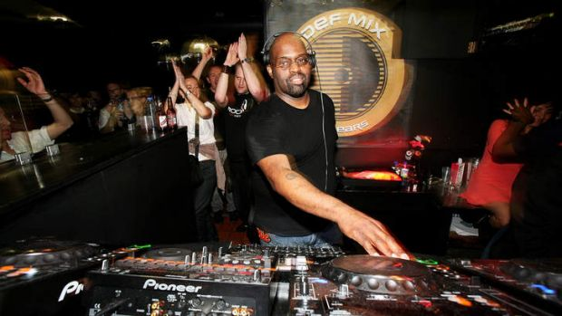 """Frankie Knuckles: """"Dancing is one of the best things anyone can do for themselves."""""""