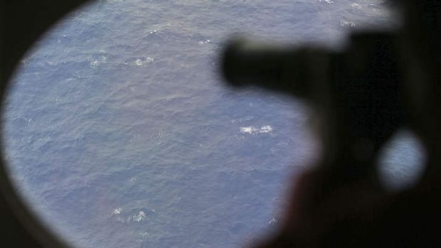 The search for the missing Malaysia Airlines Flight MH370 is being narrowed.