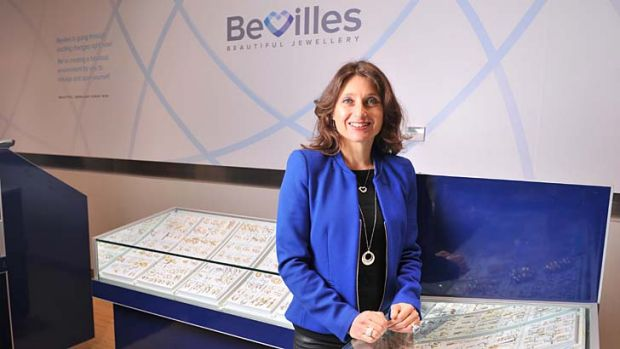 """We have been constrained by external factors"": Michelle Beville, CEO of Bevilles;"