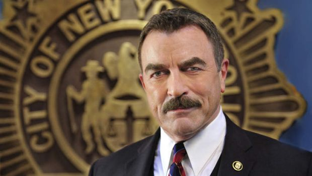Tom Selleck in <i>Blue Bloods</i>.