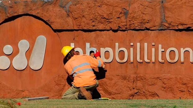 BHP is on track to export well over 220 milliom tonnes of iron ore in the 2014 financial year.