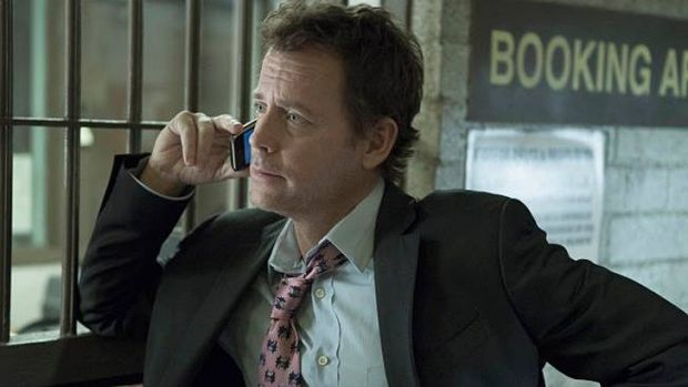No get out of jail free card this time ... US remake of <i>Rake</i> starring Greg Kinnear has flopped.