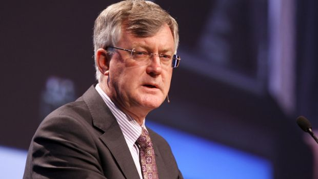 Treasury Secretary Martin Parkinson says the budget would struggle to be in surplus for 10 years.