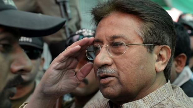 Pervez Musharraf has narrowly escaped an assassination attempt.