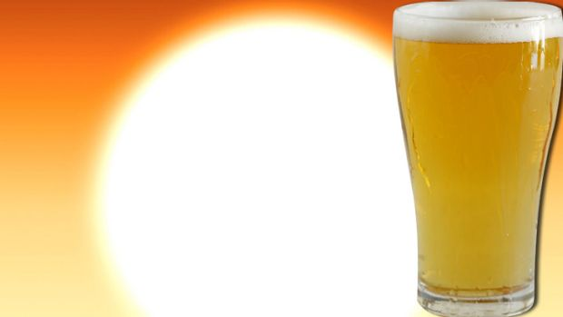 A Queensland researcher is working to drought proof beer.