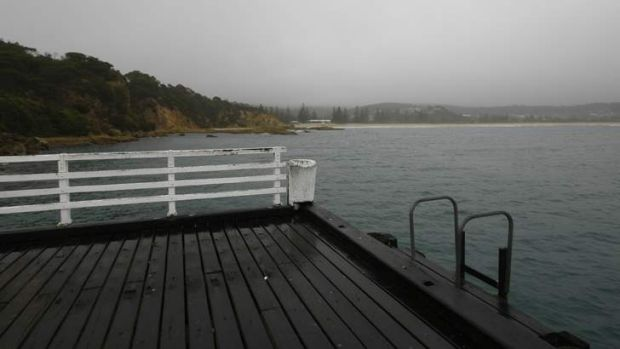 The Tathra Wharf.