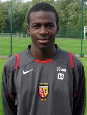 Divided loyalties: Gael Kakuta is one of several Chelsea players on loan at nursery club Vitesse Arnhem in the Netherlands.
