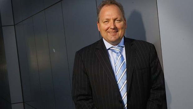 Focused on US expansion: Xero chief executive Rod Drury.