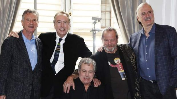 No world tour ... The surviving members of the original cast, Michael Palin, Eric Idle, Terry Jones, Terry Gilliam and ...