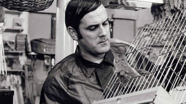 Monty Python's <i>And Now For Something Completely Different</i> (1971) starring John Cleese.