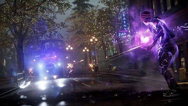 Infamous: Second Son is out now for PlayStation 4 for $99.95.