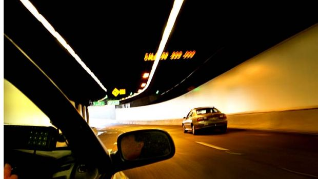 Tunnel vision: At least 13 kilometres are expected to be in a continuous tunnel, from Strathfield to St Peters.