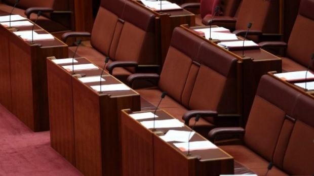 'The Senate is intimately representative of Australians in a number of ways.'