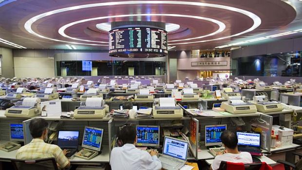 HFT uses ultra fast trading systems that profit from millisecond discrepancies in stock prices.