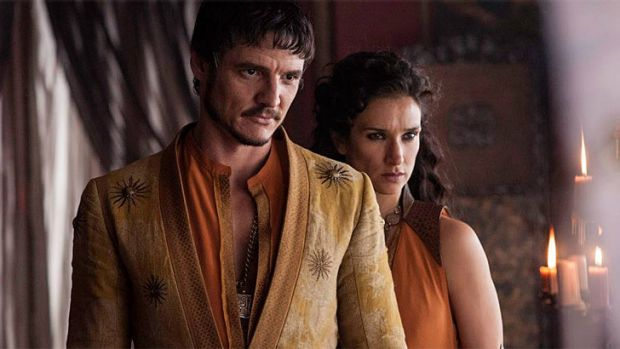 New characters introduced in <i>Game of Thrones</i> season four ... Oberyn Martell and Ellaria Sands.