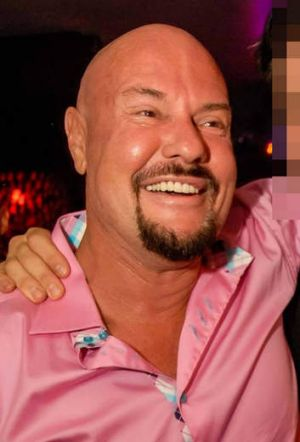 Gold Coast nightclub owner Jamie Pickering.