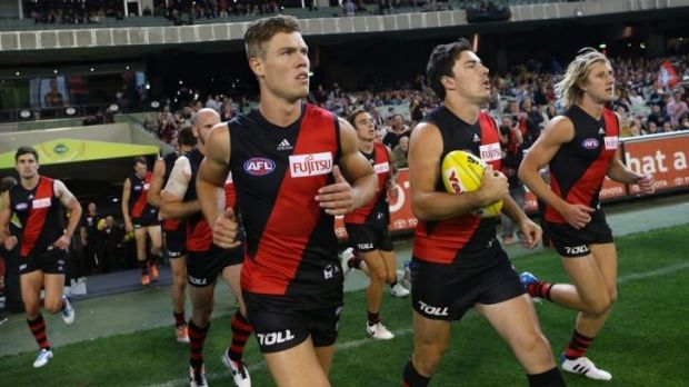 On a mild night in Melbourne, 62,730 ventured to the MCG and witnessed the Bombers blast the Blues by 81 points.