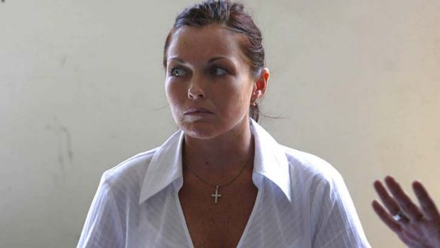 Renae Lawrence says Schapelle Corby faked her mental illness.