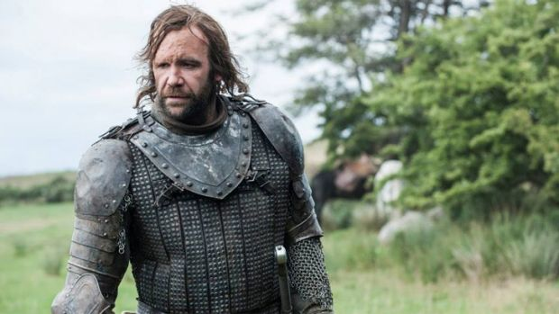 Arya and The Hound team up in the premiere of the new season of <i>Game of Thrones</i>.