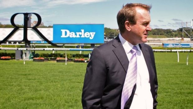 """""""He can handle a slow track – we saw that in the Rosehill Guineas"""": John O'Shea."""