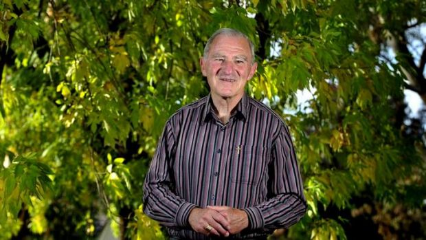 Pat Power, retired Catholic Bishop of Canberra and Goulburn, said there is an opportunity for the community to express ...