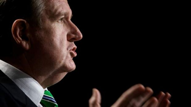 """From now on, retailers will need to work harder and offer better deals to win customers"": NSW Premier Barry O'Farrell."