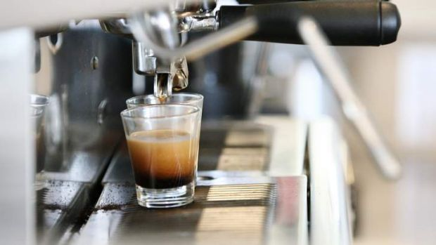 Commuters will soon be able to get their morning coffee at the train station.
