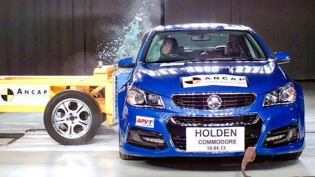 A spokesman for the Australian Automobile Association said ANCAP's rating system was 'well accepted by consumers and ...