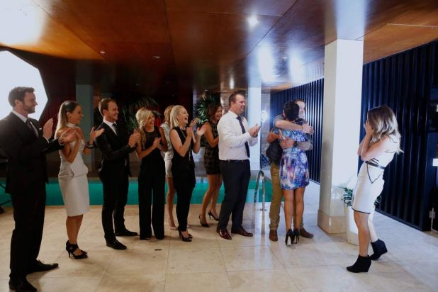 Auctions for Channel Nine's reality series The Block: Fans v Faves. 8 April 2014.