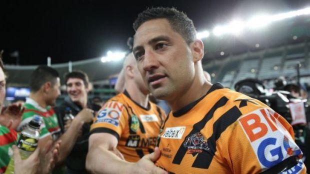 Moving on: The Tigers are a different proposition without Benji Marshall.