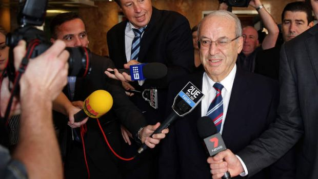 Eddie Obeid: ERM has denied any links to the former Labor powerbroker.