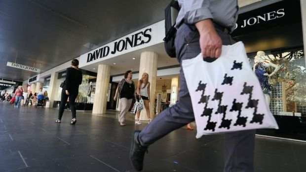 Underperforming: David Jones results are symptomatic of the woeful state of retail, writes Michael Pascoe.